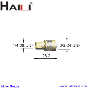 Miller Tip Adapter 169716 for M15